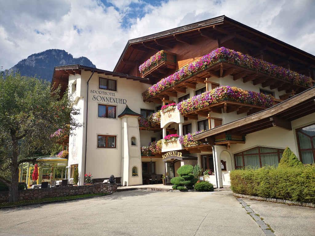 Hotel Sonnenuhr in Kramsach