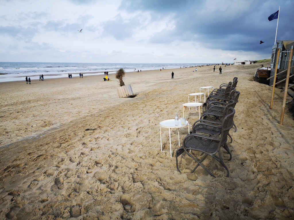 Wochenende in Holland - Bergen aan Zee