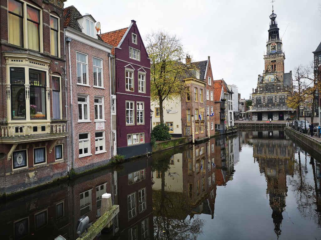 Ausflug nach Alkmaar