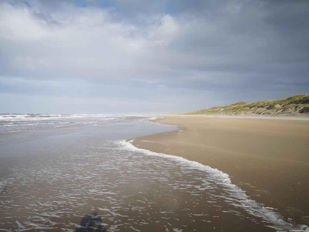 Entspanntes Wochenende in Holland am Meer