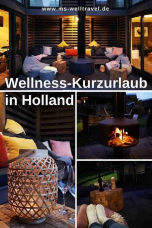 Wellness Ferienhaus in Schoorl, Holland