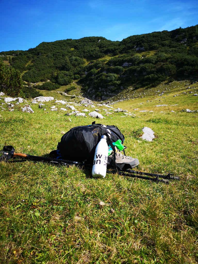 Mehrtägige Wanderung - Tipps für Deine Packliste