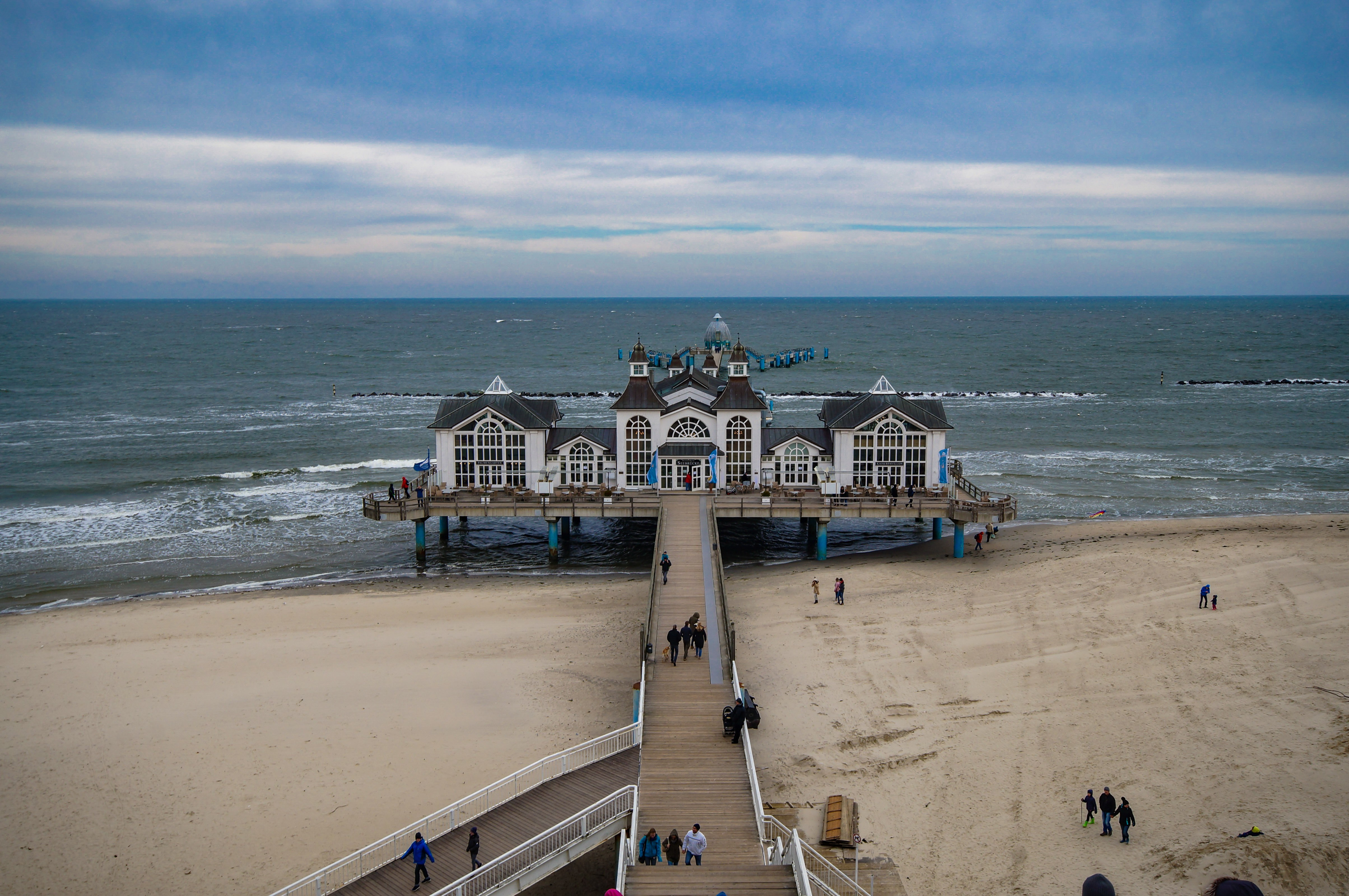 Rügen - Campen und Surfen an der Ostsee © Katetravels