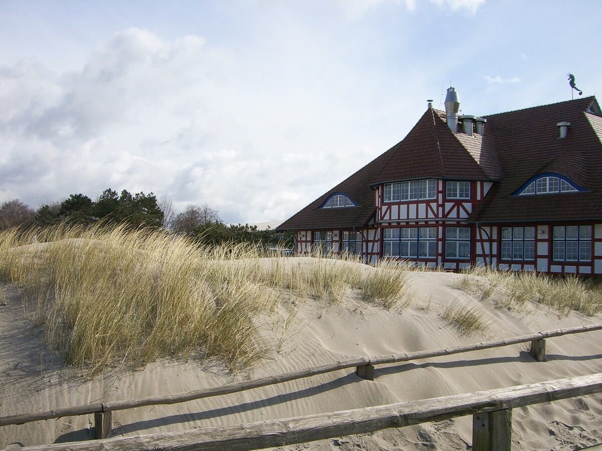 Halbinsel Fischland-Darß © Places and Pleasure