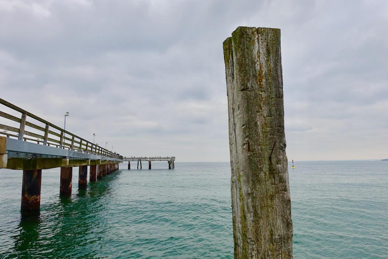 Ausflugsziel an der Ostsee: Timmendorfer Strand ©SPANESS