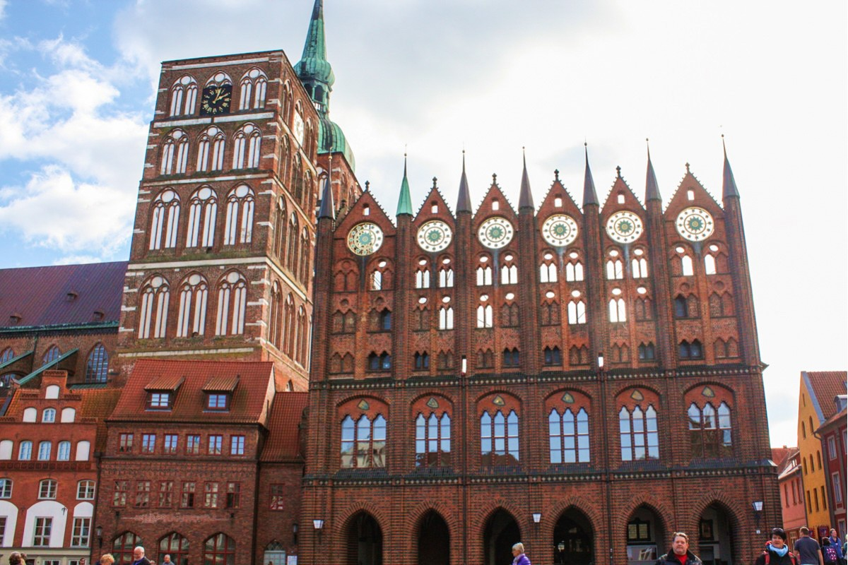 Hansestadt Stralsund © TravelWorldOnline Traveller