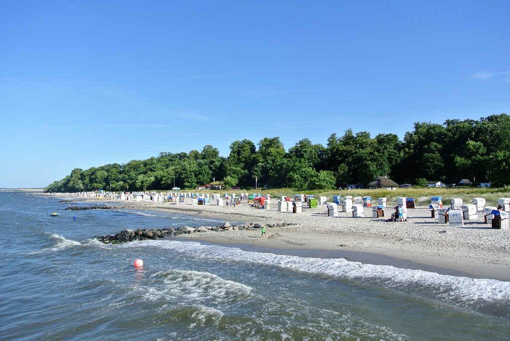 Ostsee Urlaub in Schleswig-Holstein: Hohwachter Bucht
