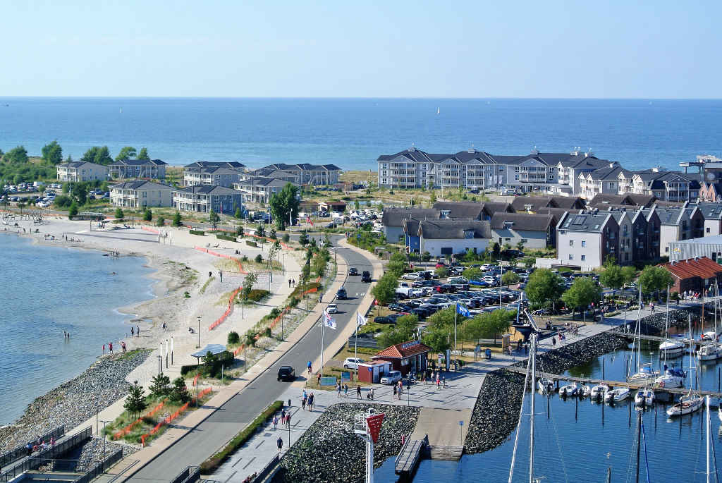 Urlaub an der Ostsee in Heiligenhafen