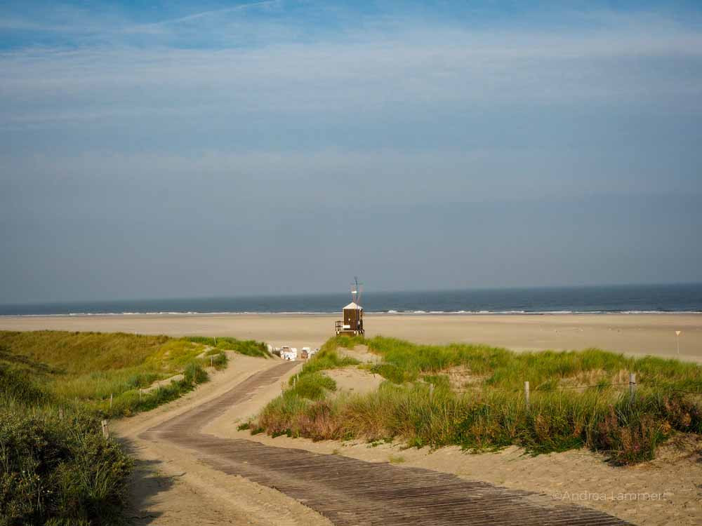 Urlaub auf der Insel Spiekeroog ©indigo-blau