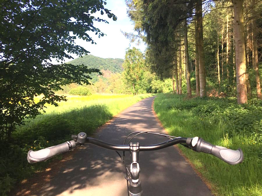 Radtour Deutschland - Radtour Nahe-Radweg