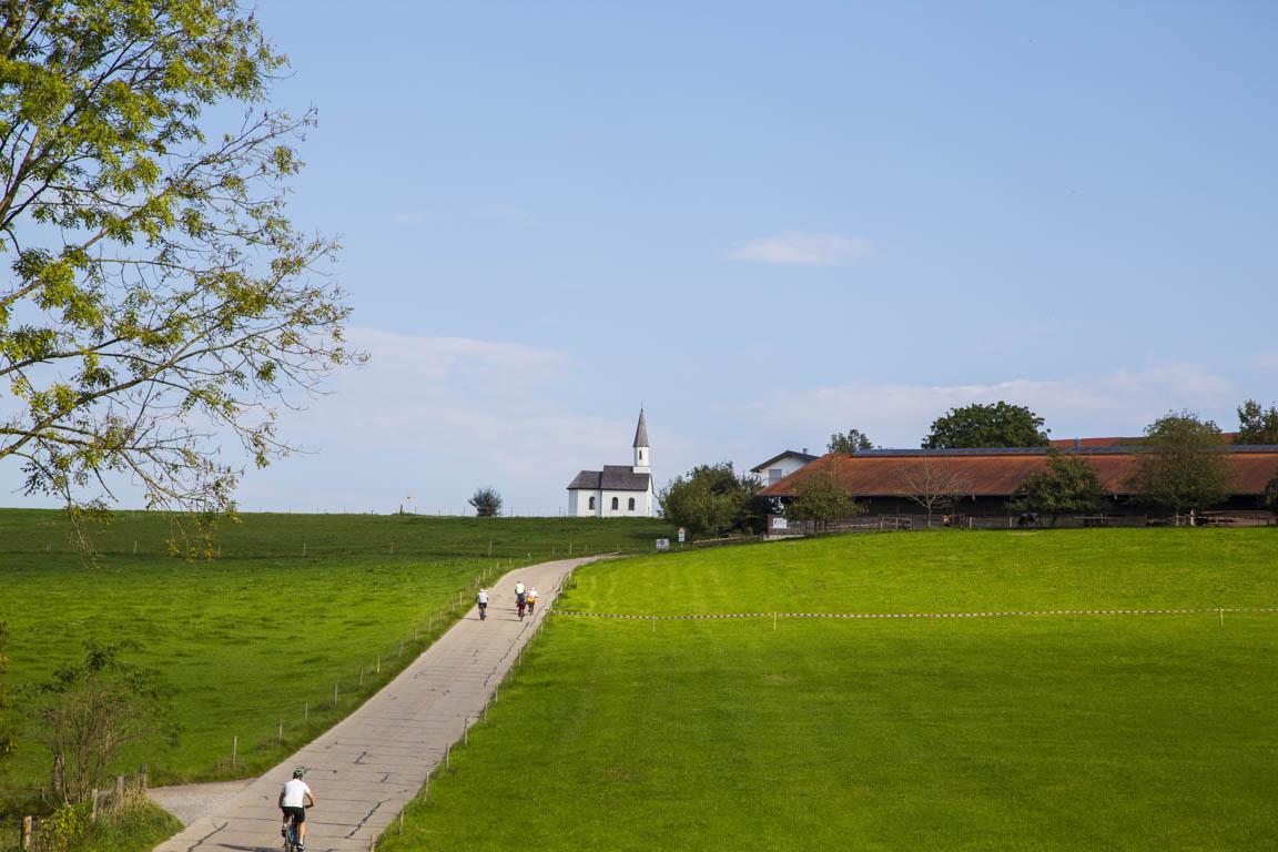 Start in Rosenheim ©Anita auf Reisen