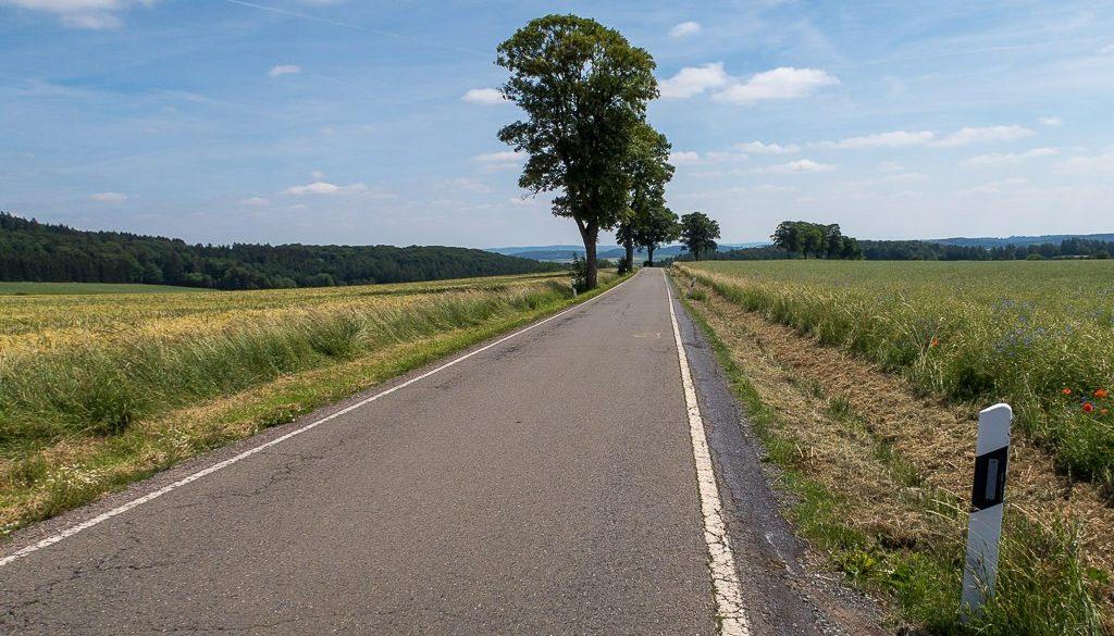 Radtour im Sauerland