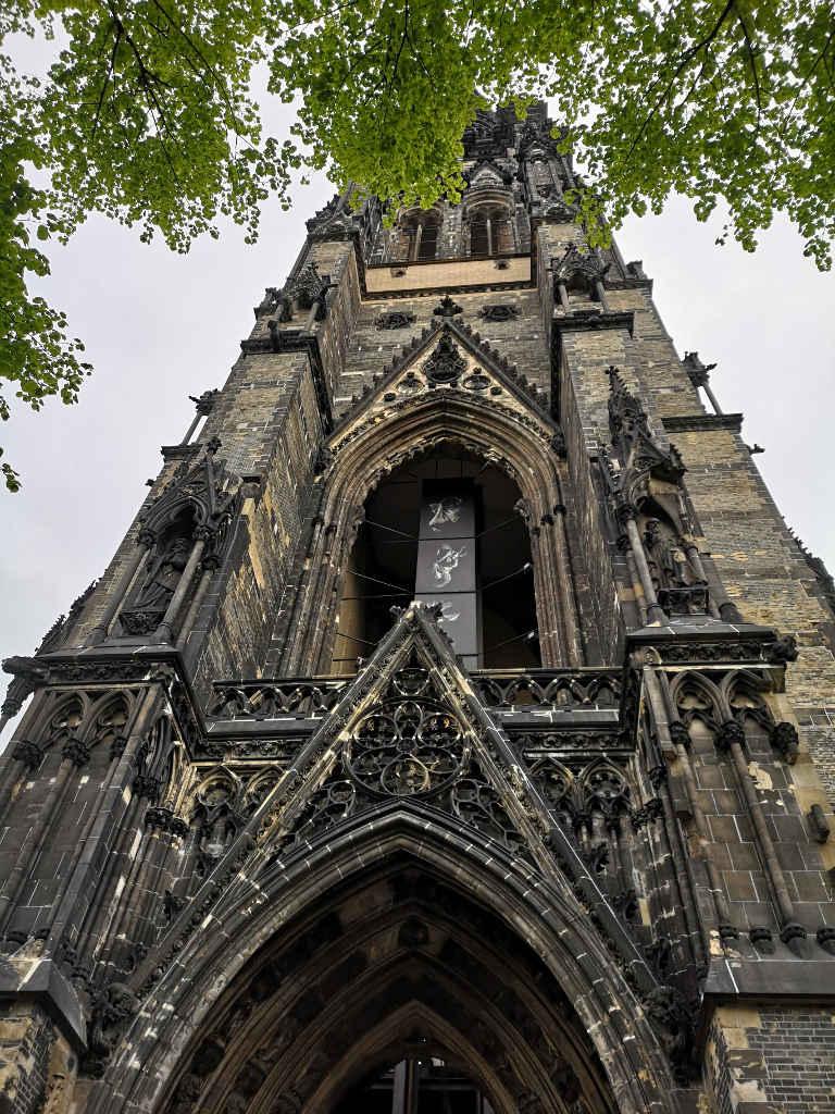 St. Nikolai Kirche in Hamburg