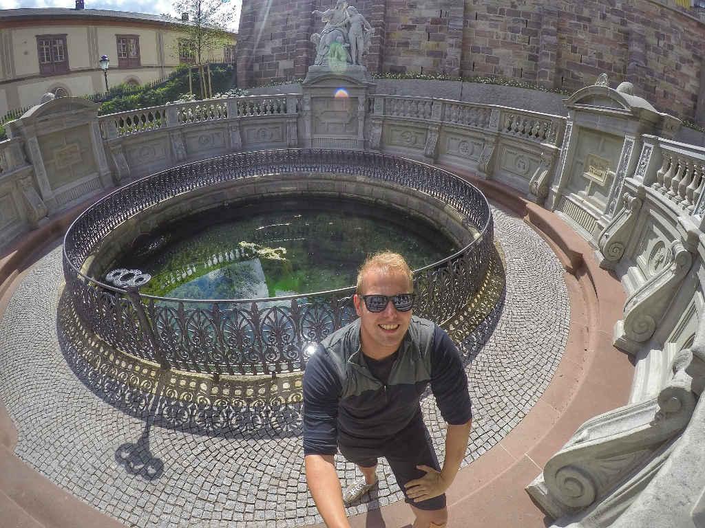 Grosser Brunnen, Donaueschingen ©TravelTelling