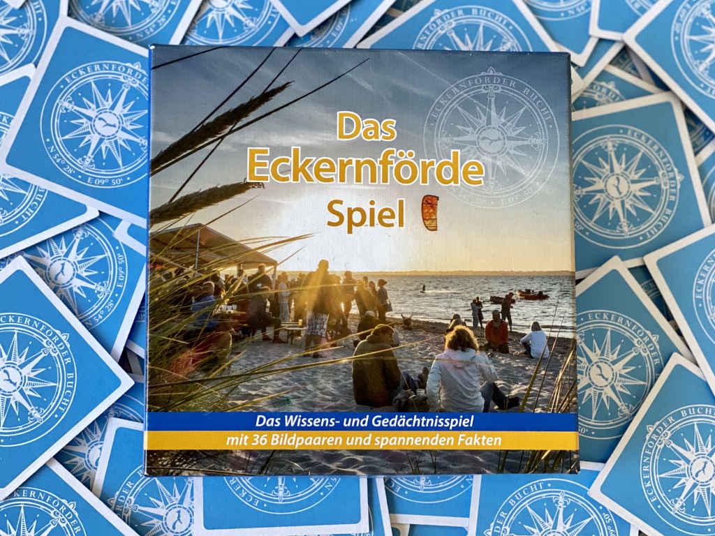 Memory Spiel ©Eckernförde Touristik & Marketing GmbH