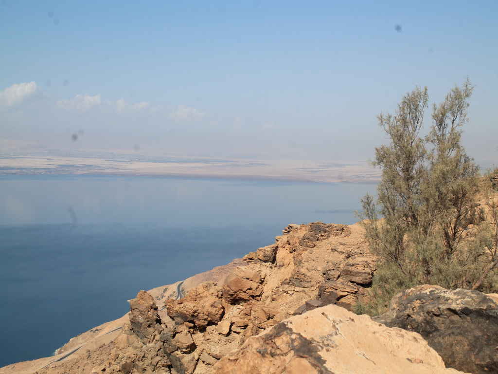 Totes Meer, Jordanien ©Nordkap nach Südkap
