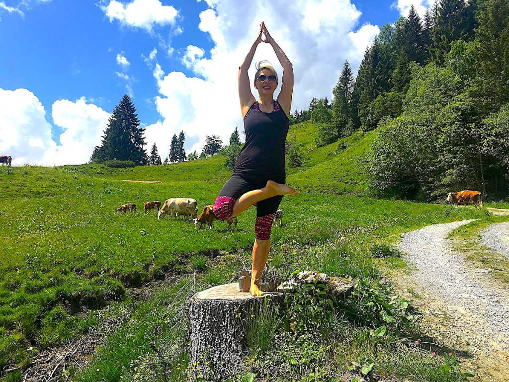 Yogawochen in Bad Gastein ©Weltenkundler