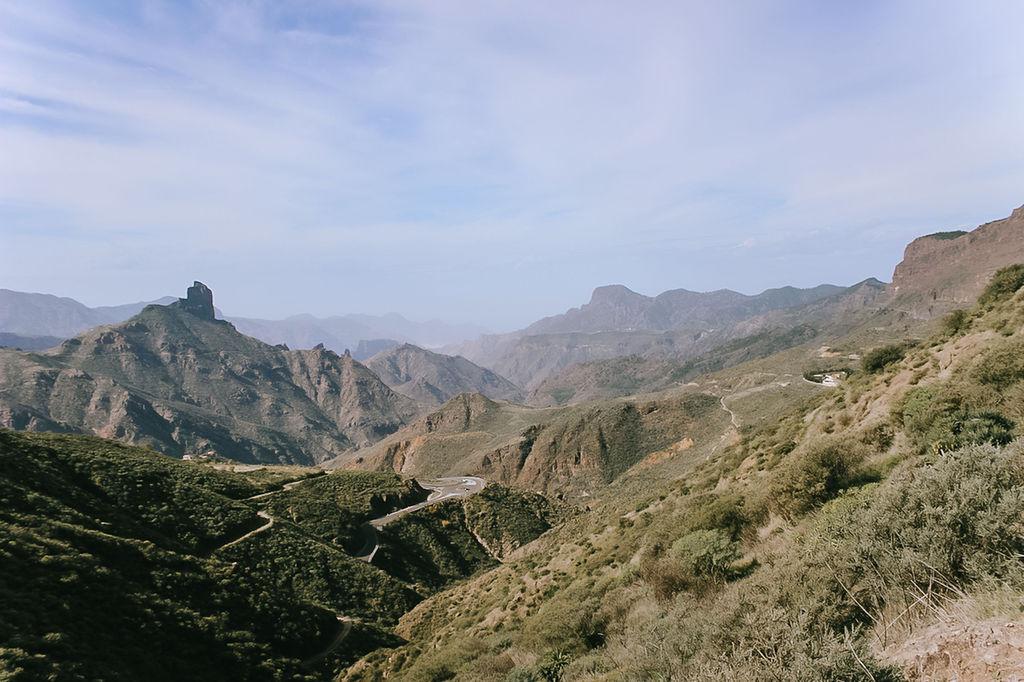 Urlaub auf den Kanaren: Wanderung auf Gran Canaria