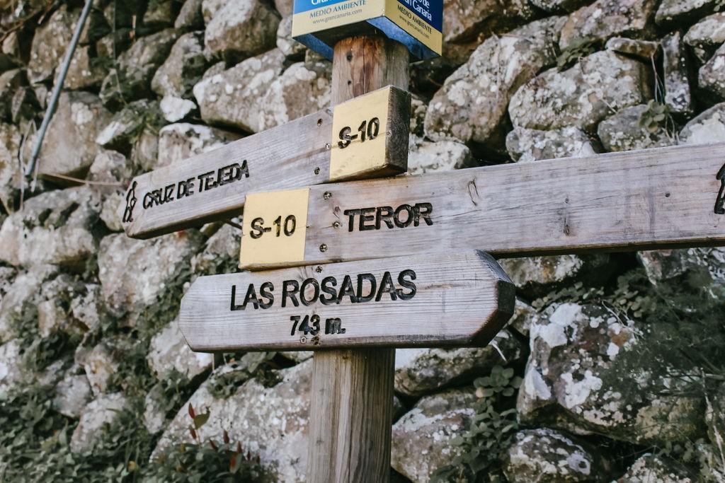 Wanderweg nach Teror ©Outdoornomaden