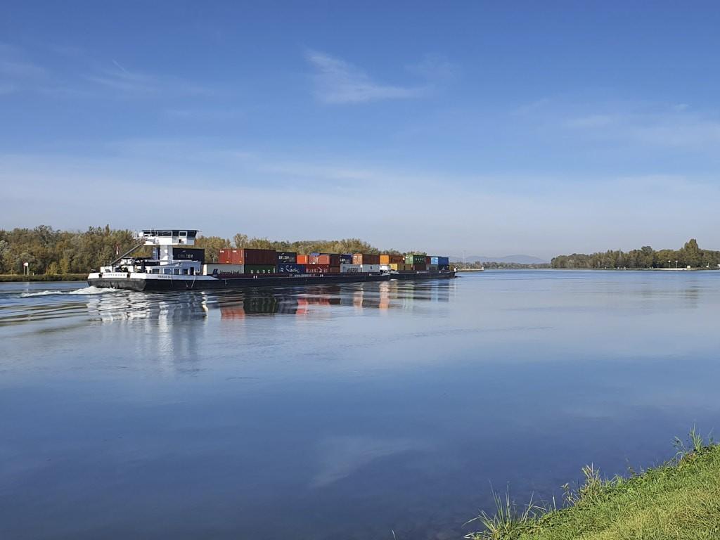 Ausblick auf den Rhein ©Gabriela auf Reisen