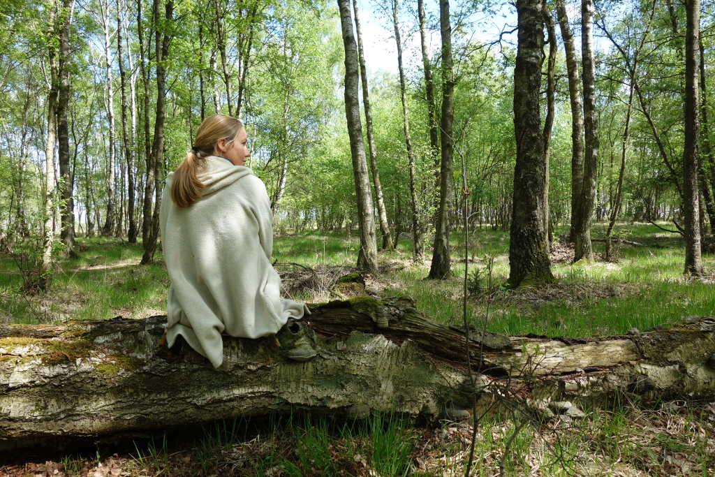 Ruhe im Wald genießen ©Daniela Wolff