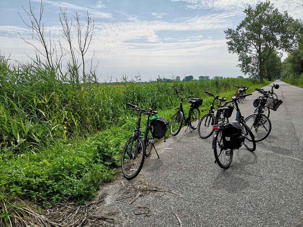 Geführte Radtouren auf den Glücks-Routen