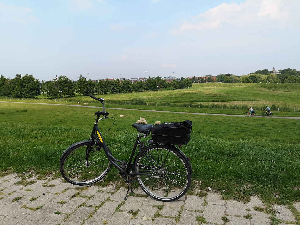 Eigene Fahrradtour auf den Glücks-Routen