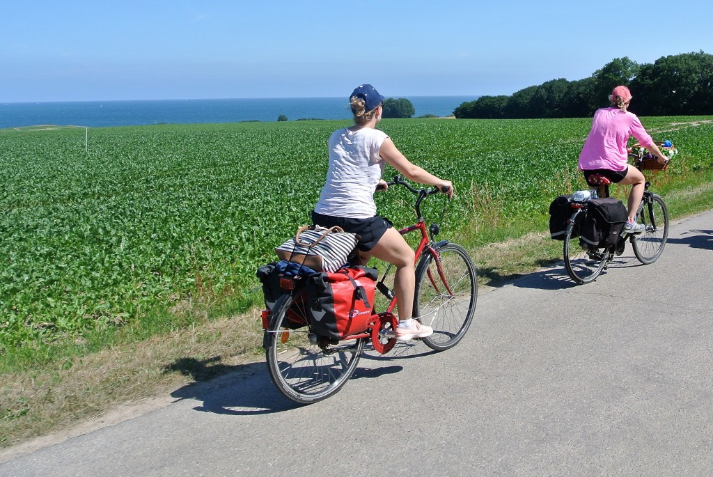 4-tägige Radreise entlang der Ostsee