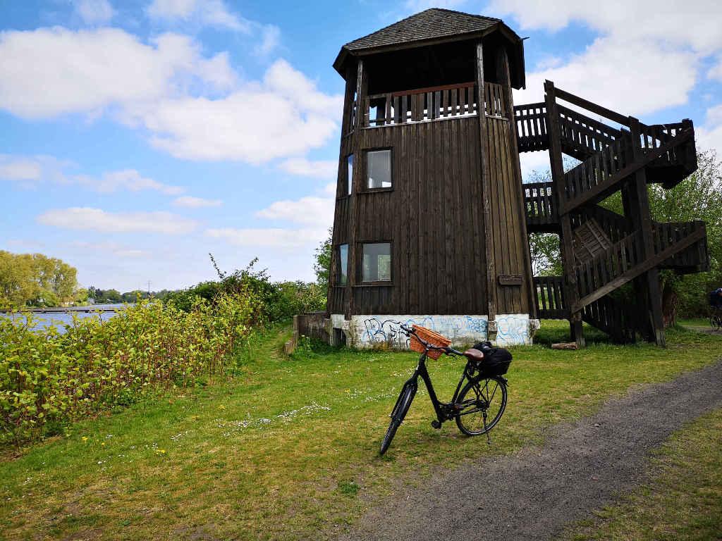 Fahrradtour zum Zollenspieker Fährhaus