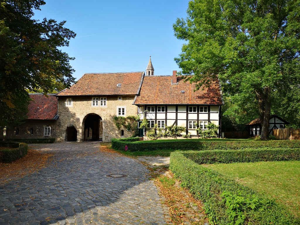 Braunschweiger Jakobsweg - Klostergang Riddagshausen