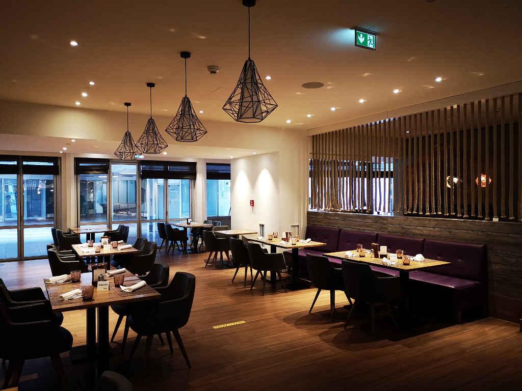 FourSide Hotel Braunschweig Restaurant