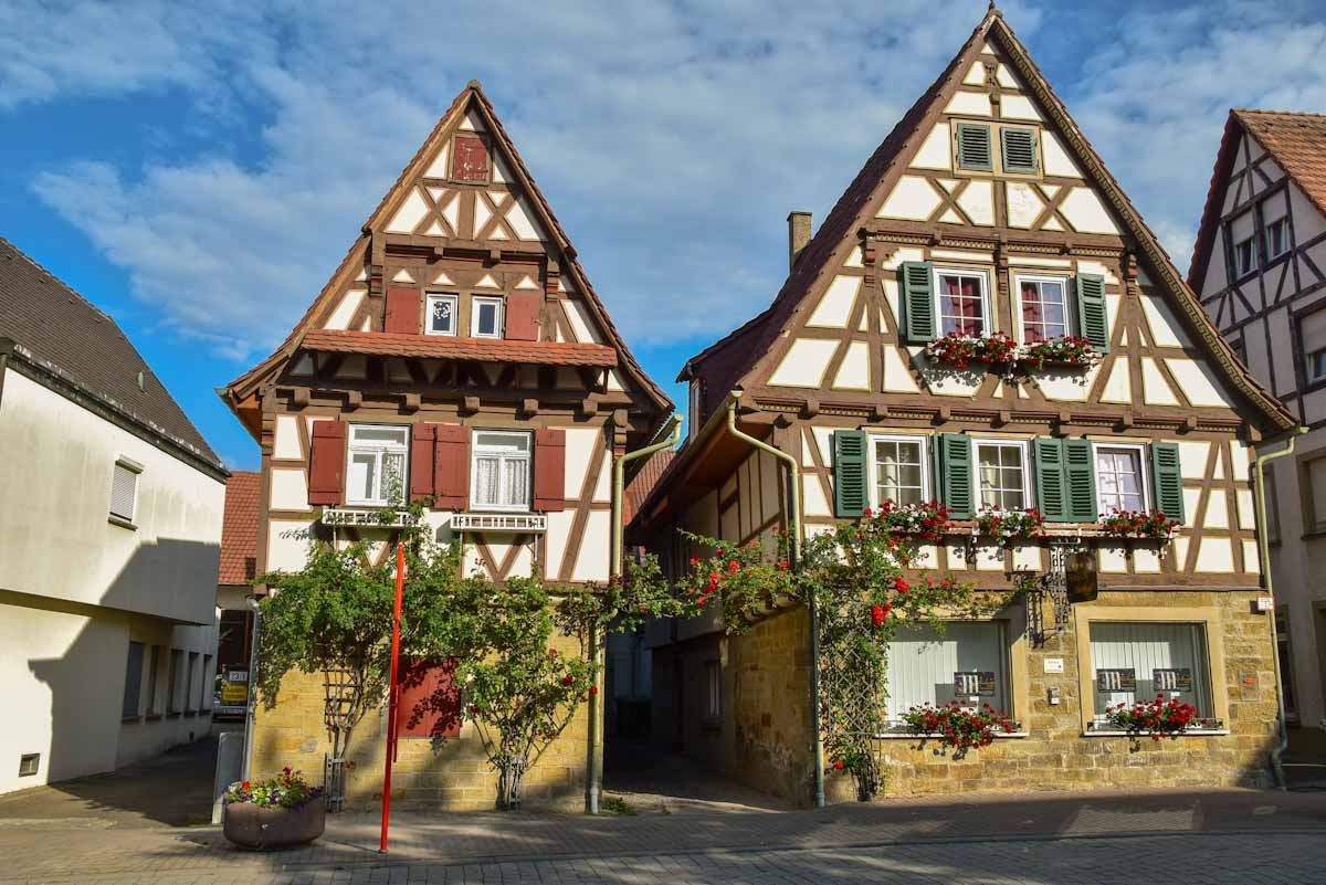 Pension Amthof in Oberderdingen ©Travelsanne