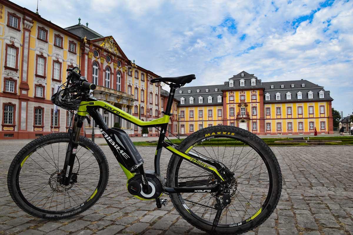Schloss Bruchsal ©Travelsanne