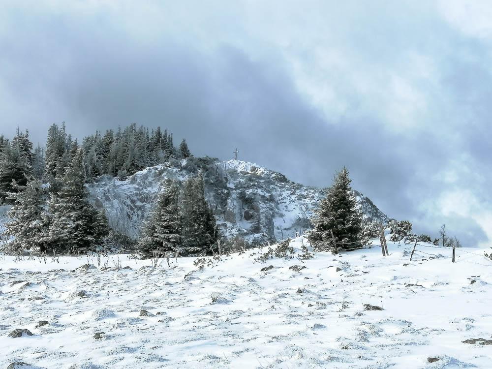 Hochlantsch im Winter ©Reisepsycho