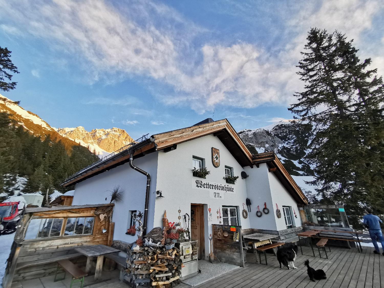 Wettersteingebirge wandern ©Der Reiseblogger