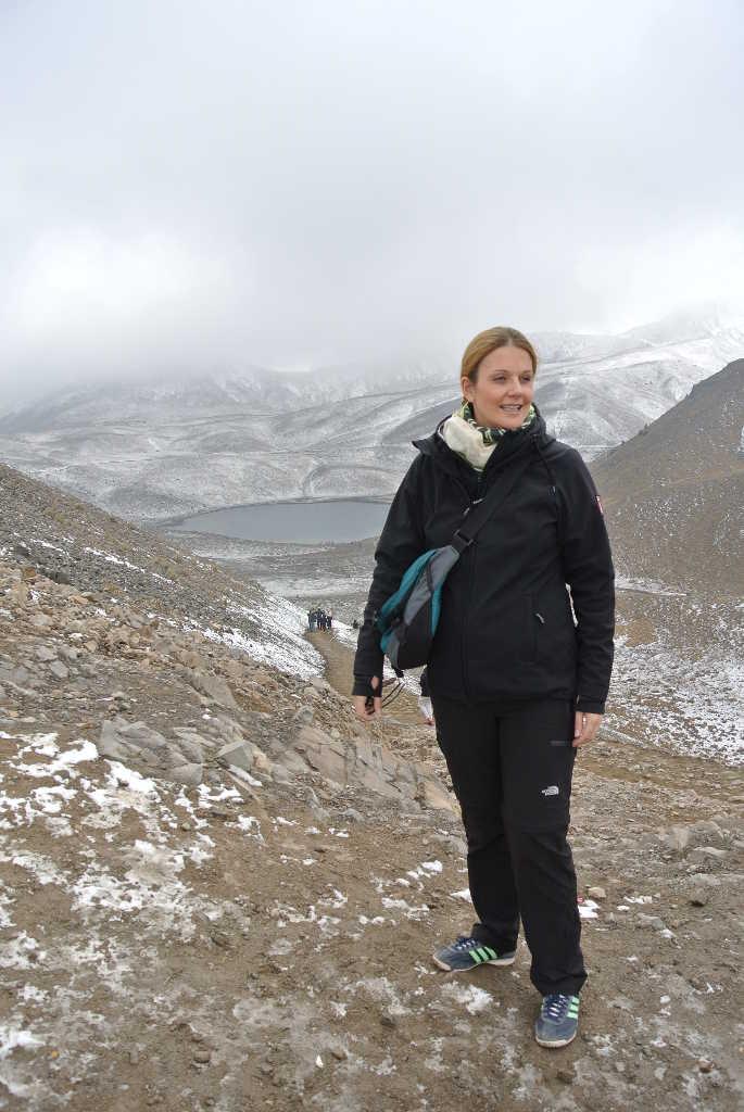 Marina Schütt vom MS WellTravel Reiseblog in Mexico