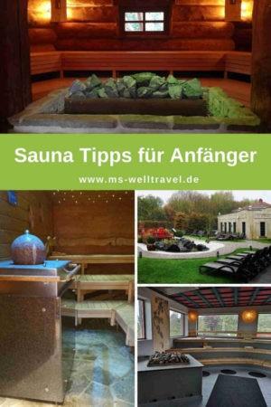 Pinne Dir die Sauna Tipps