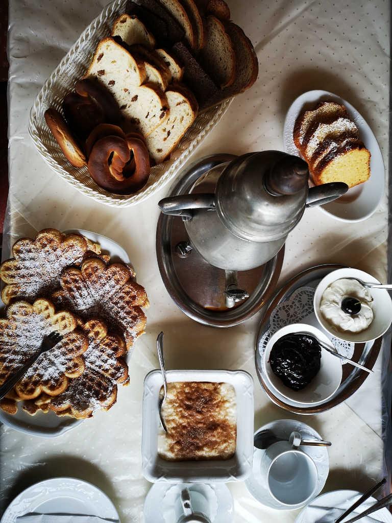 Bergische Kaffeetafel