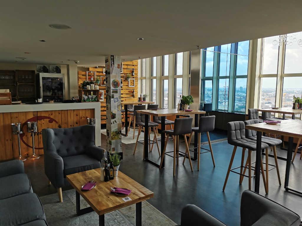 Gastraum Weinbar 26