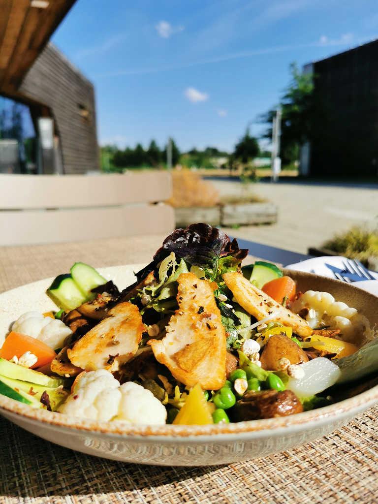 Saisonaler Salat