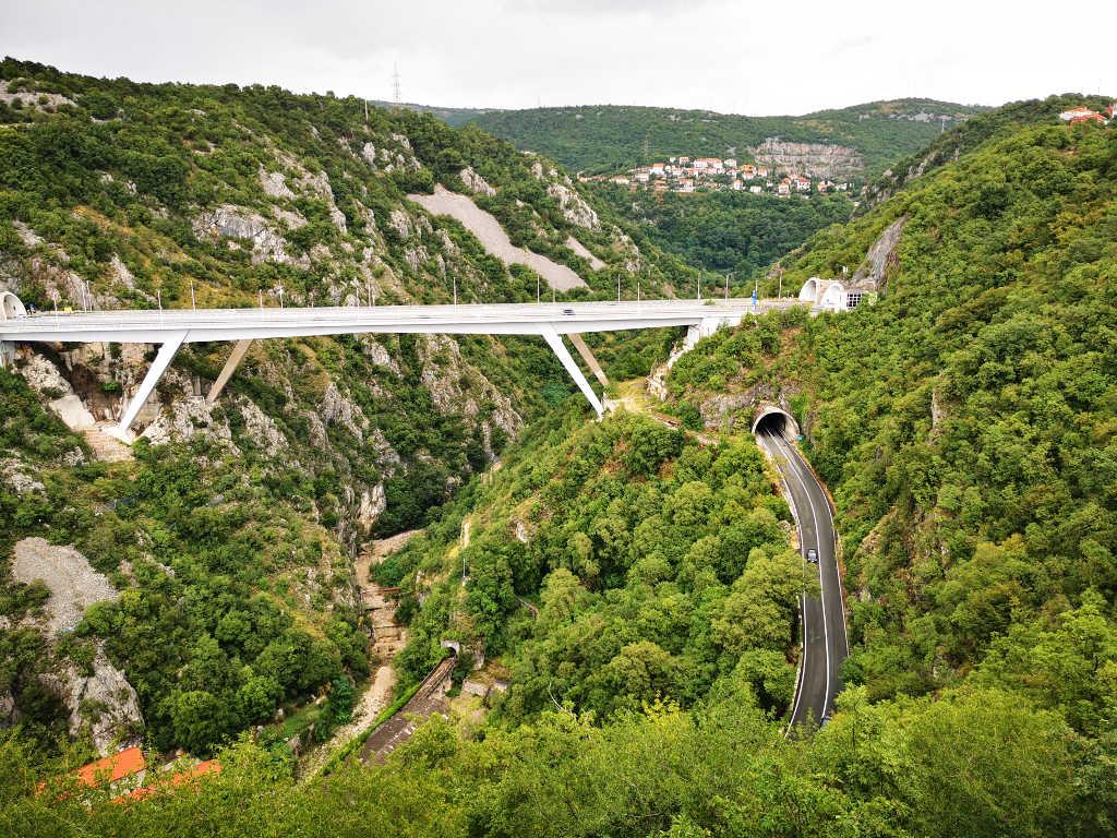 Roadtrip in Kroatien